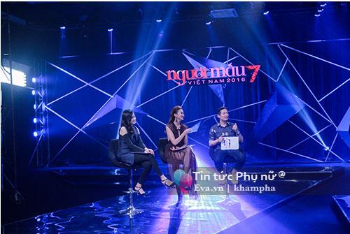 "vietnam next top model 2016: samuel hoang ""dau kho"" khi thanh hang loai kim nha - 3"