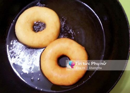 banh donut chien thom ngon, mem ngot vo cung hap dan - 8