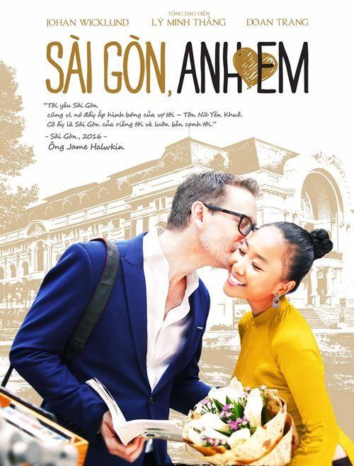 Huy Khánh hôn lên má Maya khi hội ngộ giữa Sài Gòn-6