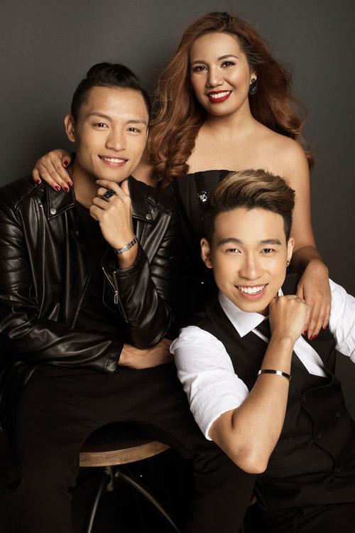co gai philippines khoe ve dep yeu kieu truoc tran quyet dau vietnam idol 2016 - 1