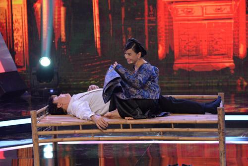 hoan doi cap doi: dang hon nhau, cat phuong - chi tai bi dai nghia cat ngang - 3