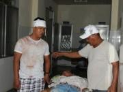 Tin tức - Hỗn chiến giành đất, 7 người họ hàng nhập viện