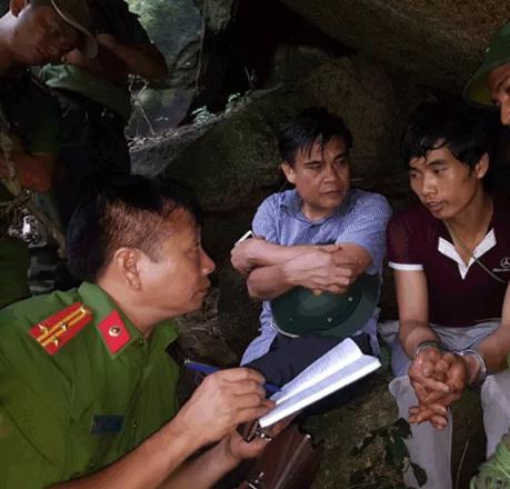 """tiet lo gay soc ve ke hoach lam """"nguoi rung"""" cua ke sat hai 4 nguoi tai lao cai - 2"""