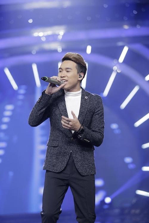 """vietnam idol: thu minh hon nam thi sinh vi ban """"quoc ca danh cho ca si"""" - 15"""