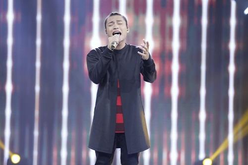 """vietnam idol: thu minh hon nam thi sinh vi ban """"quoc ca danh cho ca si"""" - 2"""