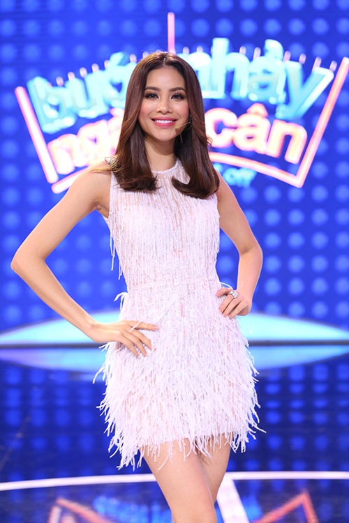 buoc nhay ngan can: mr dam cho rang, day moi la con nguoi that cua pham huong! - 1
