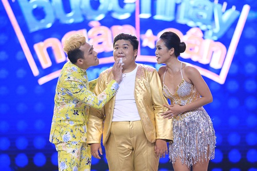 buoc nhay ngan can: mr dam cho rang, day moi la con nguoi that cua pham huong! - 19