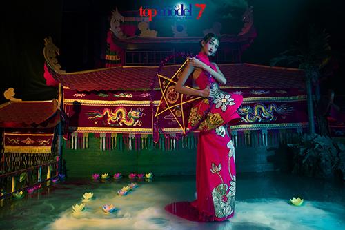 vietnam's next top model: fung la khoc vat va khi thuy tram bi loai - 10
