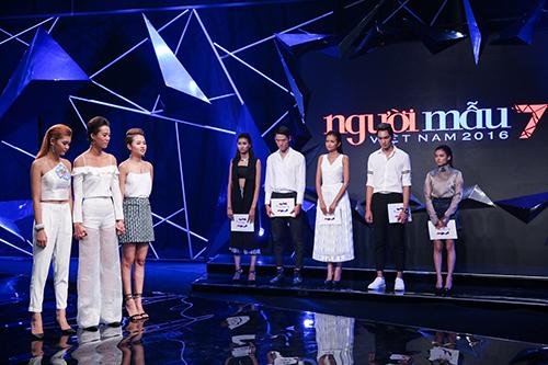 vietnam's next top model: fung la khoc vat va khi thuy tram bi loai - 1
