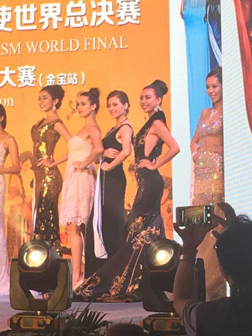 lai thanh huong thang the, lot top 12 nguoi dep moi tai miss all nations - 7