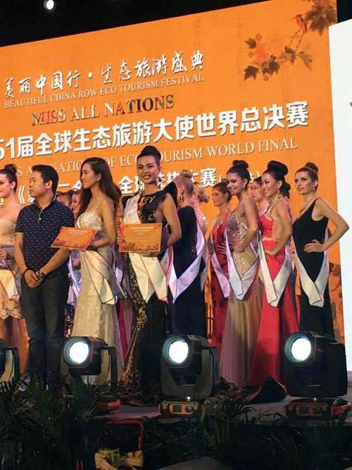 lai thanh huong thang the, lot top 12 nguoi dep moi tai miss all nations - 9