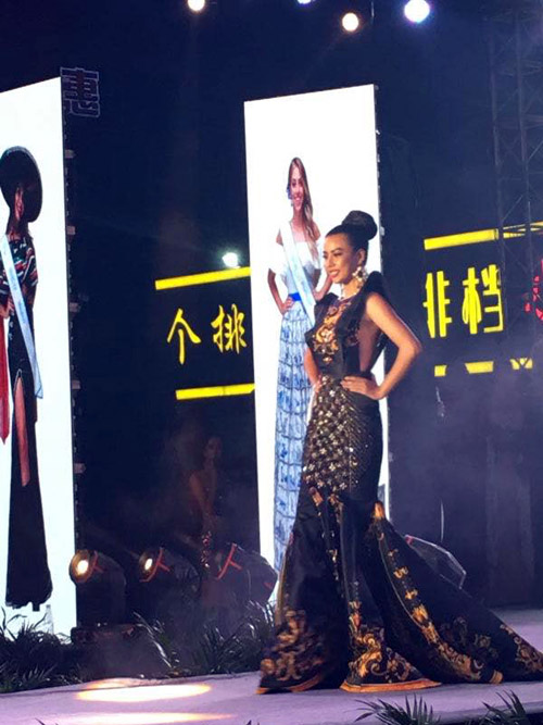 lai thanh huong thang the, lot top 12 nguoi dep moi tai miss all nations - 8
