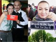 Làng sao - Không về kịp khi Minh Thuận mất, Phương Thanh chịu đựng nỗi đau trong câm lặng