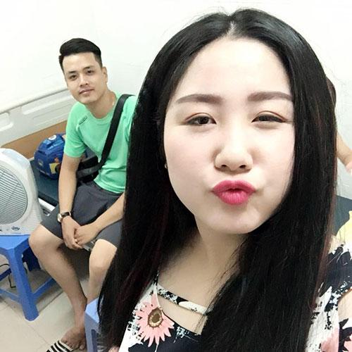 """sau sinh, 9x tang 32kg van duoc chong khen nuc no """"em la dep nhat"""" - 6"""