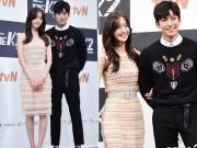 """Làng sao - """"Thiên thần"""" Yoona (SNSD) xinh như mộng bên tài tử Ji Chang Wook"""