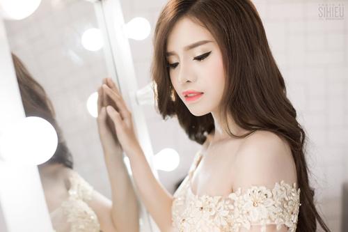 """hotgirl nguyen phuong ly: """"thanh cong den tu su no luc"""" - 3"""