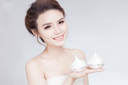 """hotgirl nguyen phuong ly: """"thanh cong den tu su no luc"""" - 4"""
