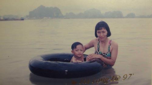 loat anh ngay be xinh xan cua 2 ung cu vien quan quan vietnam idol - 19
