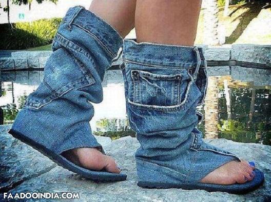 muon kieu sang tao khien ban cuoi lan tu quan jeans cu - 3