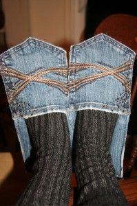 muon kieu sang tao khien ban cuoi lan tu quan jeans cu - 5
