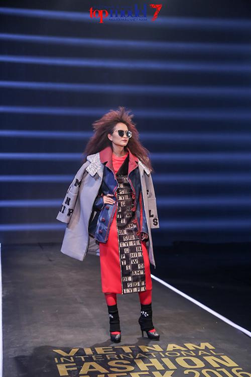 top 7 next top model vut ao, catwalk nguoc khi quay quang cao - 5