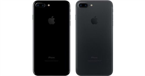 7 khac biet giua apple iphone 7 black va iphone 7 jet black - 2