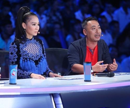"chung ket vietnam idol: thu minh, phan anh bat ngo ""quay tung"" cung nguoi dep philippines - 18"