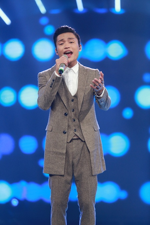 "chung ket vietnam idol: thu minh, phan anh bat ngo ""quay tung"" cung nguoi dep philippines - 9"