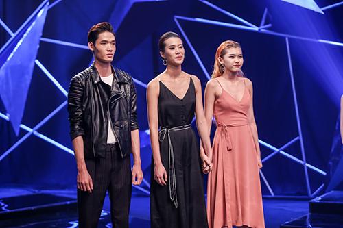 chi cao 1m54, fung la van di thang vao chung ket vietnam's next top model - 17