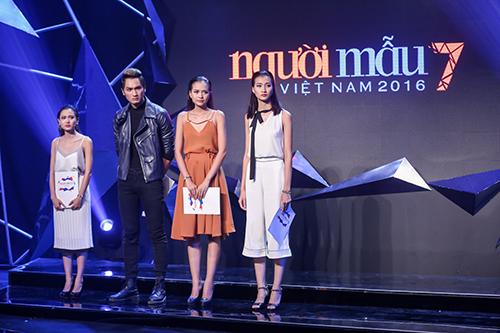 chi cao 1m54, fung la van di thang vao chung ket vietnam's next top model - 18