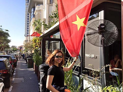 "a hau hoang my va cuoc song ""doc than, vui tinh"" tai vung dat israel - 10"