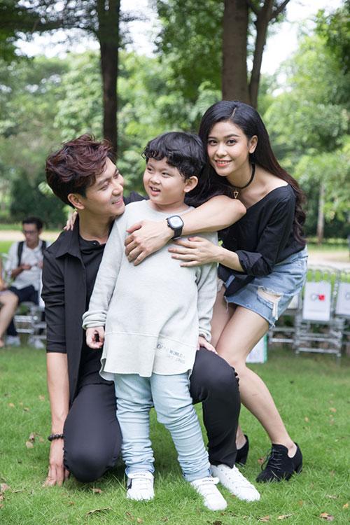 con trai tim – truong quynh anh dang yeu nhu hot boy han - 1