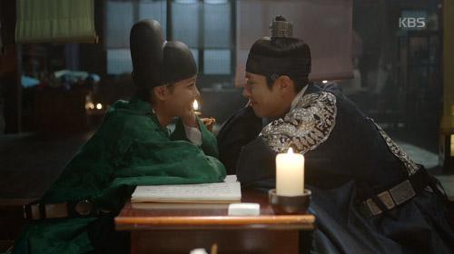 may hoa anh trang tap 11: kim yoo jung khoc nuc no khi tai ngo me ruot - 10