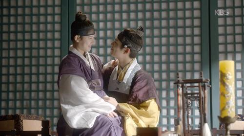 may hoa anh trang tap 12: bo gum bi chem trong thuong vi cuu yoo jung - 14