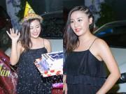 Làng sao - Văn Mai Hương bật khóc vì được fan bí mật tổ chức sinh nhật