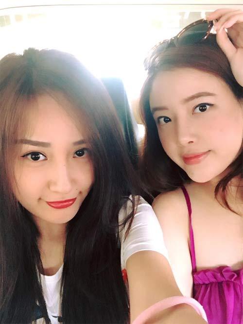"""phan nhu thao khoe do chong dai gia chuan bi cho """"cong chua nho"""" sap sinh - 14"""