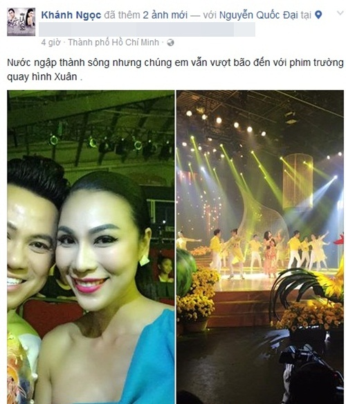 "sai gon pho nhu song, den sao viet cung ""khoc"" - 15"