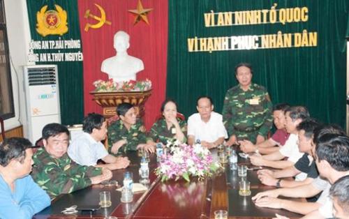 """tham an o quang ninh: """"nghi pham khong kip tro tay"""" - 2"""
