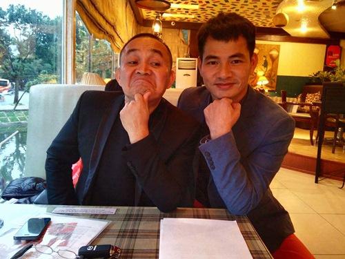 """xuan bac: """"catse cua toi cho liveshow xuan hinh khong don gian dau"""" - 2"""