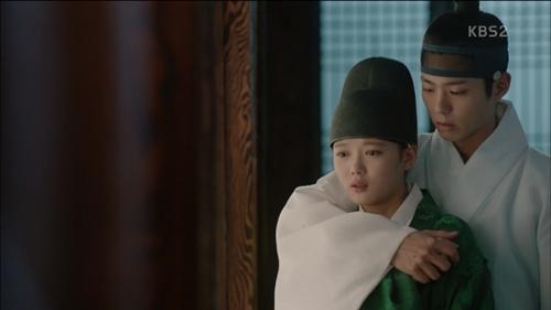 may hoa anh trang tap 12: bo gum bi chem trong thuong vi cuu yoo jung - 7
