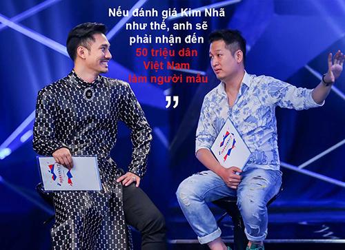 "vn next top model: ly qui khanh bien mat khoi ghe nong vi ""bat ca hai tay""? - 1"