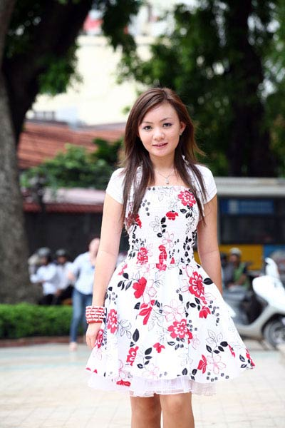 """be xuan mai"" da lay chong va sinh con o my gan 1 nam - 3"