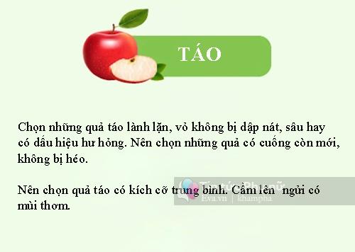 tong hop cac cach chon rau cu qua tuoi ngon khong lo hoa chat - 10