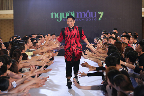 ly qui khanh khong con tha thiet muon noi ve vn next top model - 3