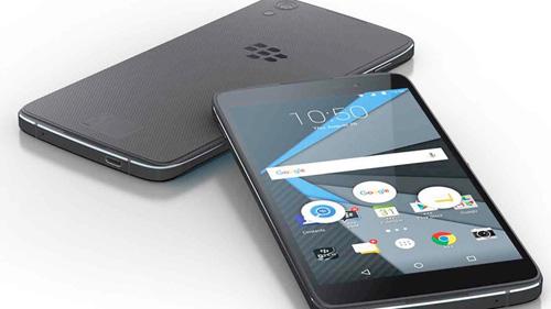 blackberry thua nhan that bai, ngung san xuat smartphone - 1