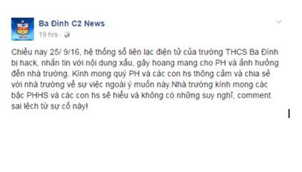 """vu phat tan tin nhan """"con ngu nhu bo"""": he lo nguyen nhan - 1"""
