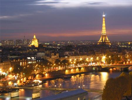 Paris - Kinh đô ánh sáng thế giới - 1