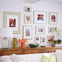 Trang trí nhà bằng khung tranh lưu niệm