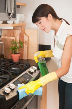 """Bí quyết """"đuổi"""" sạch vi khuẩn trong bếp - 2"""