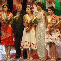Choáng ngợp vẻ đẹp Hoa hậu HIV